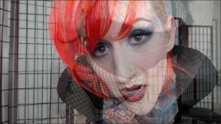 Mistress Harley Trigger Impant Obey