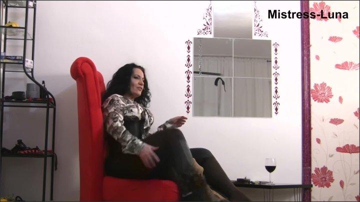[Full HD] Mistress Luna S Ass Over Your Face - Mistress Luna - - 00:13:10   Mistress Luna, Submissive - 357,2 MB