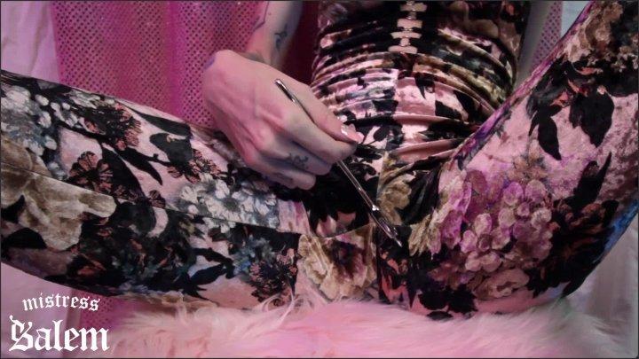 Mistress Salem Mesmerizing Pinwheel Sensations