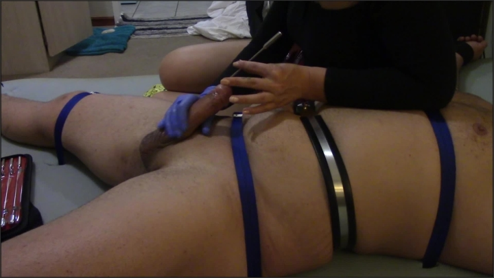 [Full HD] Mistress Sounding Her Slave Then Edges Him Without Letting Him Cum - Mistress Tiffany - - 00:14:07 | Fetish, Exclusive - 880,2 MB