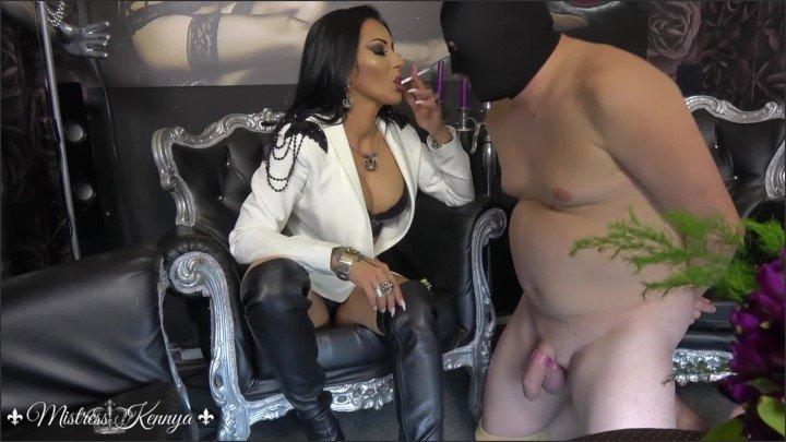 [Full HD] Mistress Kennya Ash Spit And Perfection - MistressKennya - - 00:07:56   Mistresskennya, Exclusive - 265,4 MB