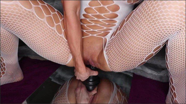 [Full HD] Fit Amateur Mirror Rides Bbc Dildo In Fishnet Bodystocking Super Hot - MrandMsPOV - - 00:06:45   Amateur, Fit Amateur Wife, Bbc Dildo Ride - 231,6 MB