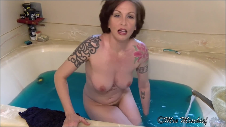 Bathtub Sex Talk With Stepmom Mrs Mischief Taboo Mom Pov