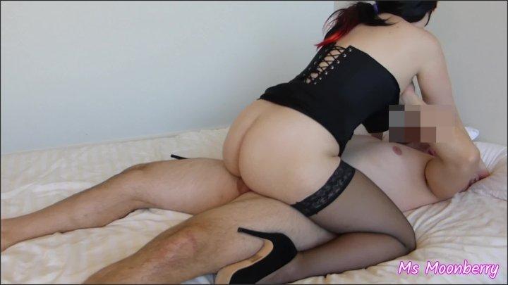 [Full HD] Full Secretary Blowjob And Sex 2 Scenes Cumshot On Tits And Creampie - Ms Moonberry - - 00:25:51 | Corset, Cumshot, Big Tits - 907 MB