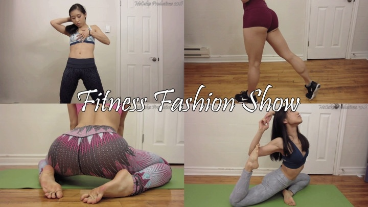 Mscakes Flexy Fitness Fashion Show