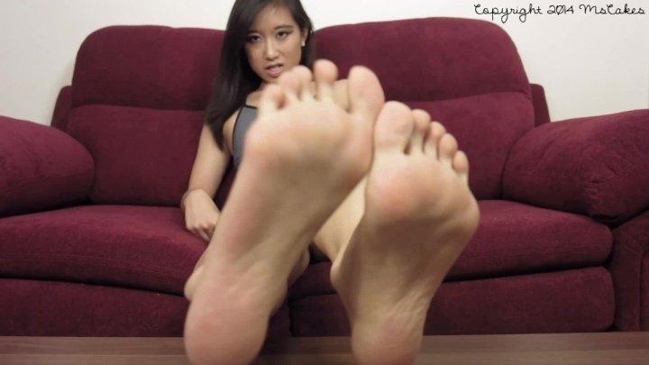 Mscakes Pinned Beneath My Feet