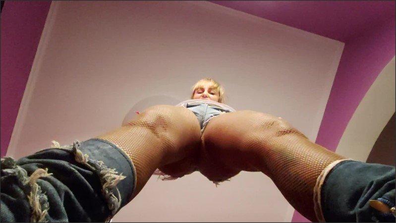 [Full HD] Humiliations For Bottom  - Nadi_Zabava - -00:13:38 | Spit, Humiliation, Foot Slave - 366,5 MB