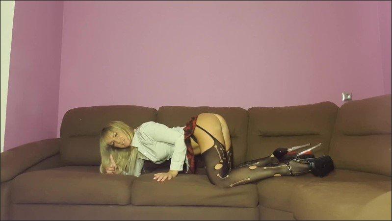 [Full HD] Jerk Off Instrucion For Sisy Boy  - Nadi_Zabava - -00:10:58 | Blonde, Solo Female, Exclusive - 138,3 MB