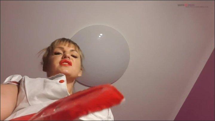[Full HD] Hot Sexy Nurse Heals Your Sperm Toxicosis Joi Countdown Nadya Zabava - Nadya Zabava - - 00:11:47 | Hot Joi, Cum In Mouth - 174,3 MB