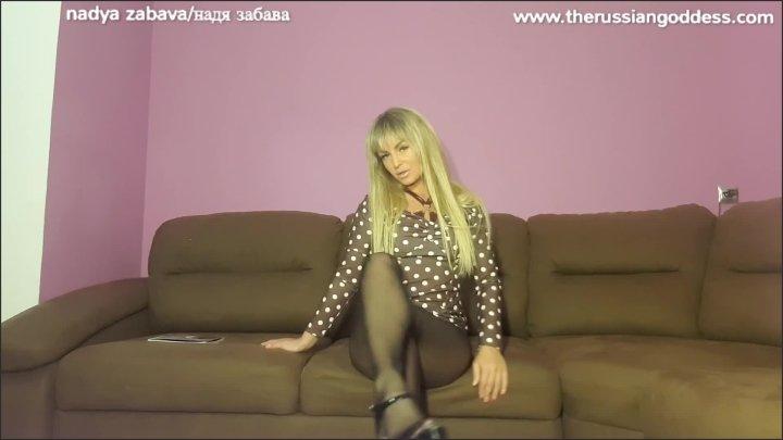 [Full HD] Little Sissy Bitch Watch Your Mistress Masturbate And Cum Femdom Joi - Nadya Zabava - - 00:11:53 | Kink, Voyeur, Russian - 141,5 MB