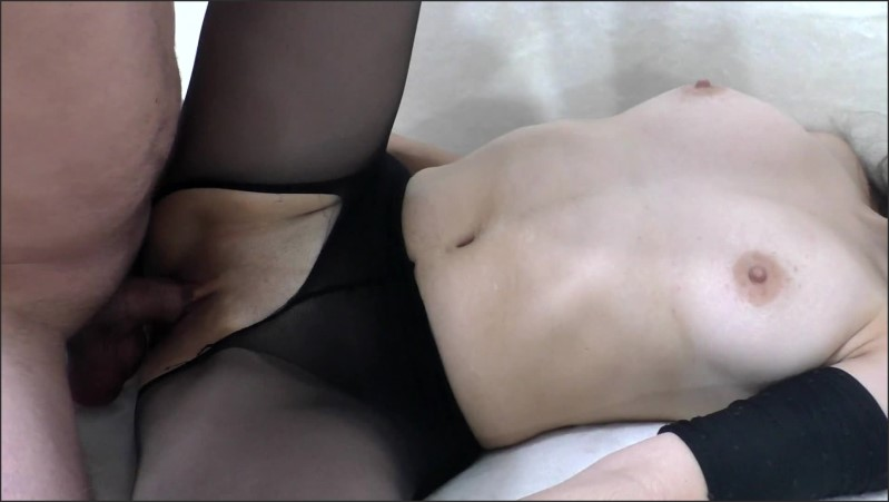 [Full HD] Tore Tights And Fuck This Bitch  - NastyaBlack - -00:07:10 | Tight Pussy, Doggystyle - 161 MB