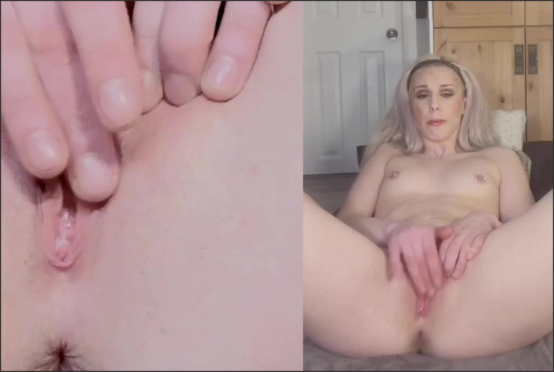 [Full HD] Pov Joi Masturbation  - Natalie Price - -00:08:57 | Point Of View, Blonde - 121,2 MB