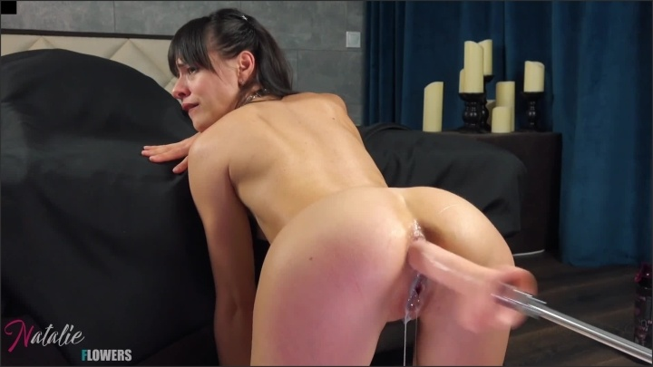 [Full HD] Natalieflowers Double Penetration After Hard Anal Fuck - NatalieFlowers -  - 00:15:47 | Open Ass, Amateur, Gape - 177,6 MB