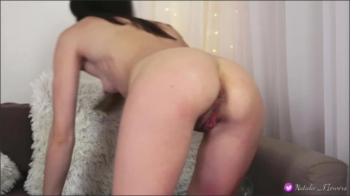 Natalieflowers I Fisting My Hairy Creamy Pussy And Cant Control Piss And Orgasm