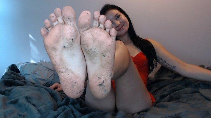 Nataliessocks Natalies Filthy Feet