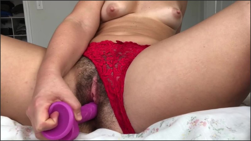 [HD] Fuck My Hairy Pussy With My Dildo Until I Cum - NaturalisCute - -00:07:29   Babe, Adult Toys, Big Ass - 73,7 MB