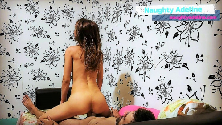 Naughty Adeline From Doing House Chores To Promo