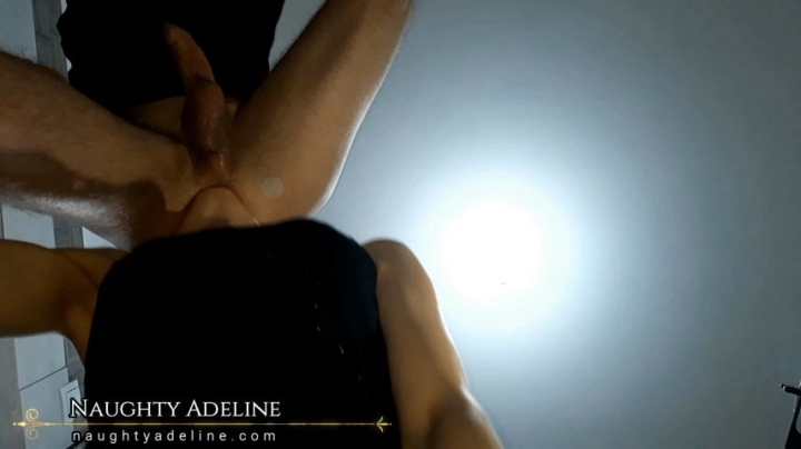 Naughty Adeline Promo Video About To Go To A Party
