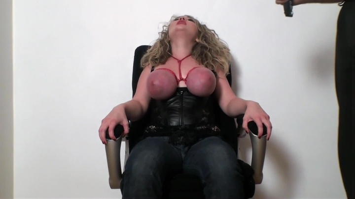 Naughtynatali First Time My Tits Felt The Belt