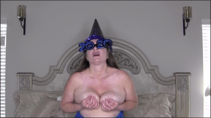 [Full HD] Happy New Year 2020 Blue Hat Glasses Lingerie And Toy - NevaNikki - - 00:06:22   Mother, Dildo Fucking - 92,8 MB