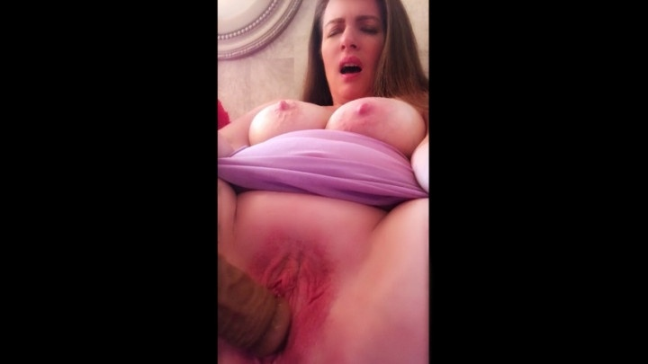 Nikkinevada Mommys Screaming Anal Orgasm