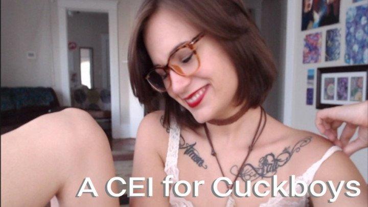 Nina Crowne A Cei For Cuckboys
