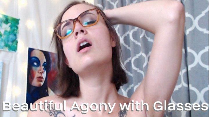 Nina Crowne Beautiful Agony With Glasses