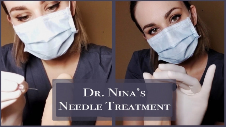 Nina Crowne Dr Ninas Needle Treatment