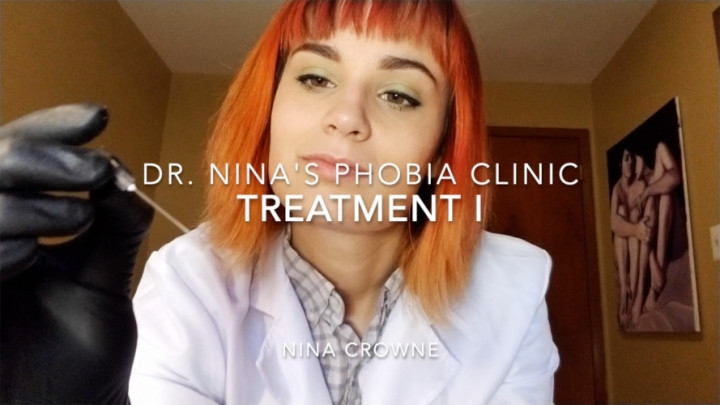 Nina Crowne Dr Ninas Phobia Clinc Treatment I
