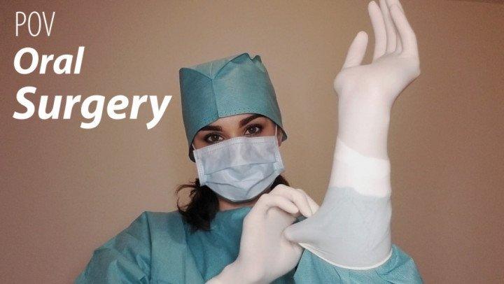 Nina Crowne Pov Oral Surgery