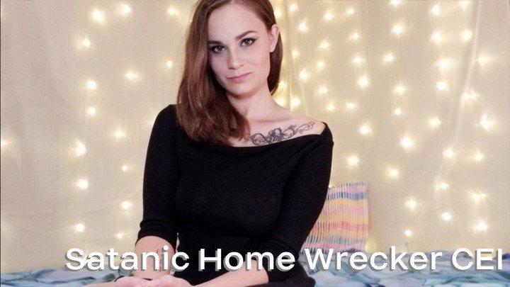 Nina Crowne Satanic Home Wrecker Cei