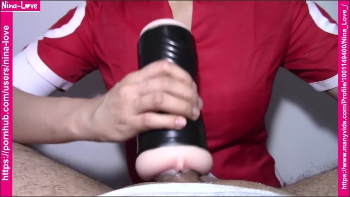 [Full HD] Nina Love Sakura Haruno Cosplay Pov Fleshlight Handjob Fleshlight Creampie - Nina-Love -  - 00:06:11 | Sakura Haruno, Fetish - 161,2 MB