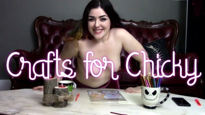 Nissarious Crafts For Chicky