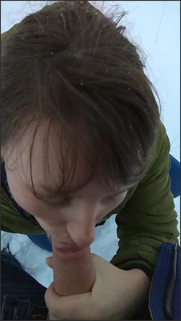 [SD] Niurakoshkina Frosty Blowjob Cum Swallow  - Niurakoshkina -  - 00:06:02   Russian, Public, Reality - 91,2 MB