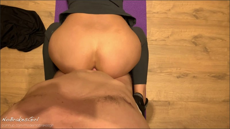 [WQHD] Homemade Fit Girl Anal With Switching Holes And Anal Creampie On Fitball - NoBrakesGirl - -00:10:20 | Switching Holes, Fitness Anal - 344,3 MB