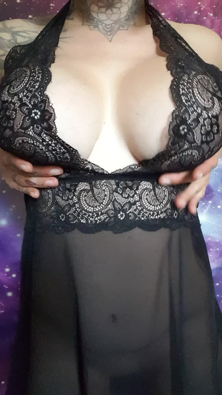 Nymphnova Lace In Space
