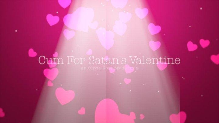 Olivia Rose Cum For Satans Valentine