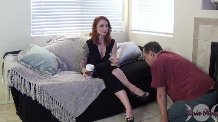 [Full HD] Olivia Rose Spit Slave - Olivia Rose - ManyVids - 00:09:28 | Ass Humiliation, Spit Fetish - 962,3 MB