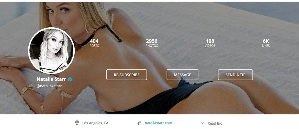 Natalia Starr [OnlyFans]  107 Videos 7.72 GB