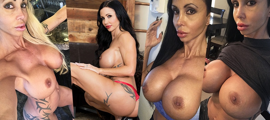 OnlyFans Jewels Jade Pictures &Amp; Videos 1.4 GB