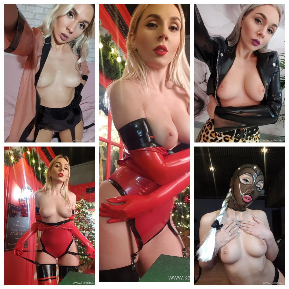 OnlyFans Katerina Piglet 1004 Pictures &Amp; 127 Videos 19.5 GB