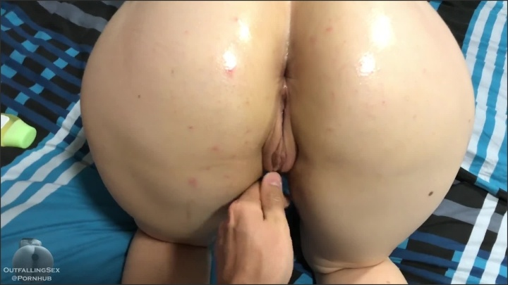[Full HD] Fuck My Oiled Ass - OutfallingSex - - 00:06:57 | Fingering, Verify Amateur - 134,5 MB