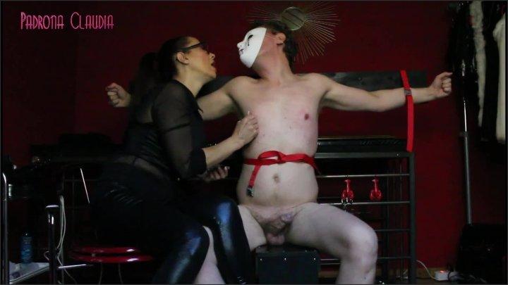 [Full HD] Torturato Sulla Croce - Padrona Claudia - - 00:09:35 | Dominazione, Domination - 123,5 MB