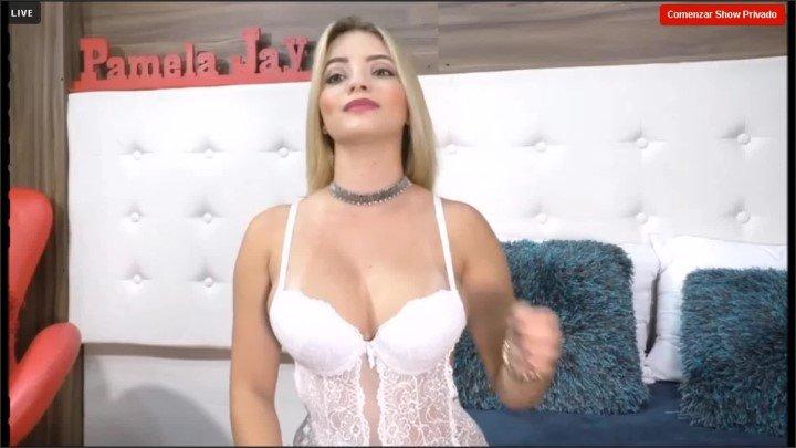 [Full HD] Pamelajay Webcam Latina Pamelajay Big Tits Lingerie - PamelaJay - - 00:10:53 | Amateur, Masturbate, Webcam - 278 MB