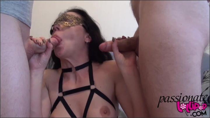 [Full HD] Brunette Sensual Sucking And Hard Fuck Big Dick Creampie - PassionateLollipop - - 00:40:28 | Rough Sex, Blowjob, Group Sex - 969 MB