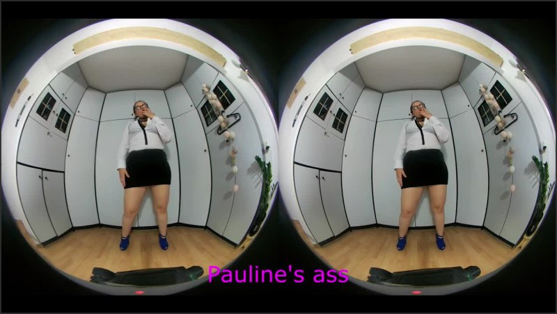 [HD] Virtual Reality Elegant Girl Without Panties Farts Hard And A Lot  - PaulineMaxx - -00:07:33 | Big Ass, Girl Fart - 65,5 MB
