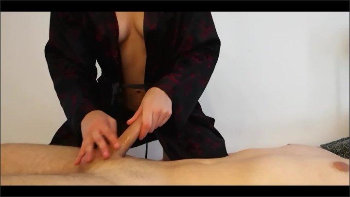 [Full HD] Slow And Sensual Cock Massage Ends Up With Huge Cumshot Amateur Petittits - PetitTits - - 00:14:35 | Handjob, Romantic, Slow Sensual Handjob - 176,6 MB