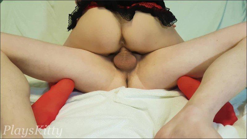 [WQHD] Horny Stepsister Loves My Hot Cum Fucked And Got Playskitty 4K - PlaysKitty - -00:14:45   Step Sibling, Big Dick - 447,2 MB