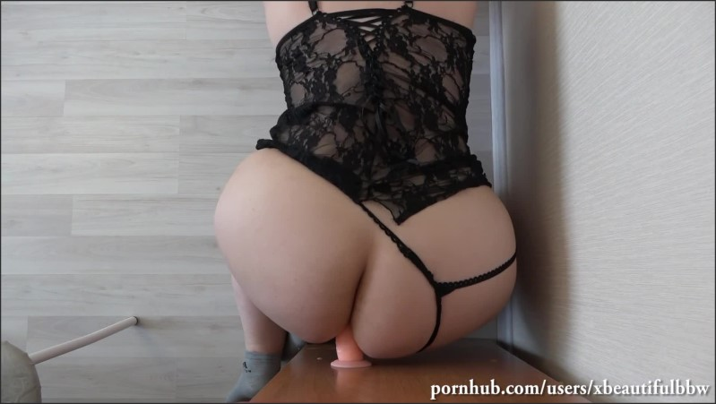 [Full HD] Anal Fucking With Dildo Beautiful Bbw With Large Juicy Butt  - Porn-BBW - -00:10:56 | Chubby, Bbw - 417,9 MB