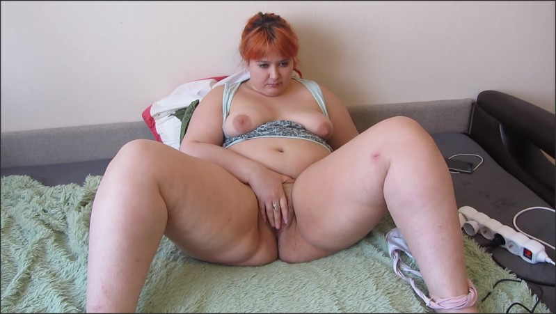 [Full HD] Redhead Bbw Shows Naked Tits And Juicy Pussy In Front Of A Webcam  - Porn-BBW - -00:07:26 | Bbw, Big Belly - 127,1 MB